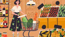 La diferencia entre lo que recibieron los productores y lo que pagó el consumidor creció 7