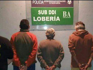 detuvieron a tres hombres acusados de violar a una menor con retraso madurativo