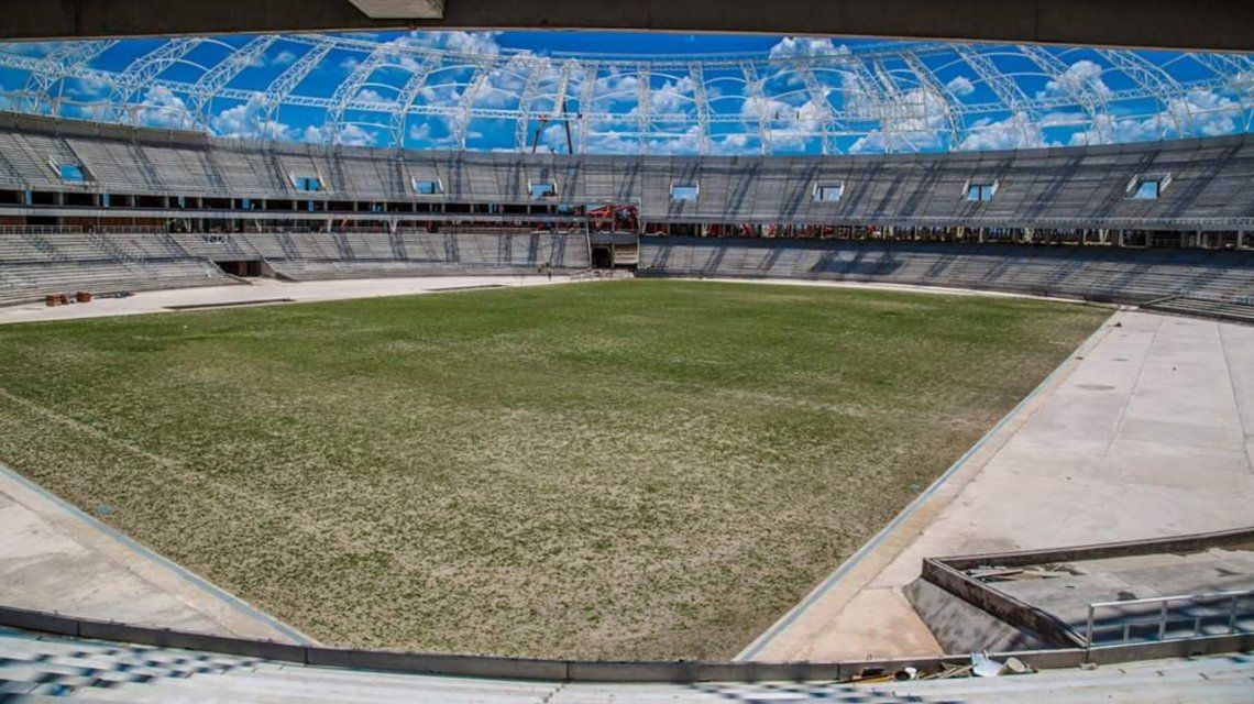 La AFA confirmó al estadio Único de Santiago del Estero como sede de la Copa América 2020