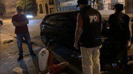 Detuvieron al sospechoso del ataque al casino de Rosario. Foto: Rosario 3