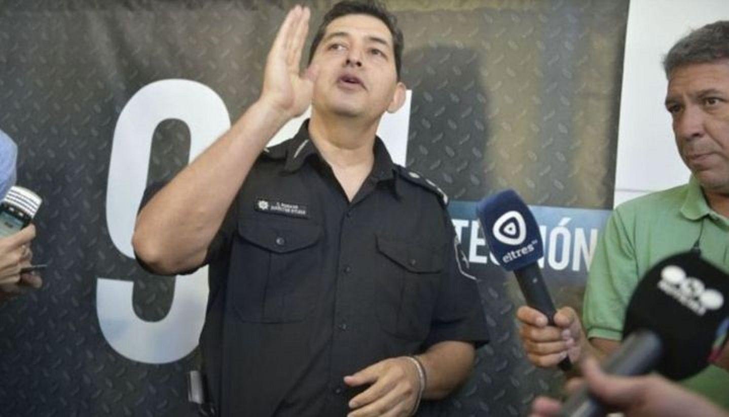 Claudio Romano era jefe de la Unidad Regional II de Rosario. Foto: La Capital