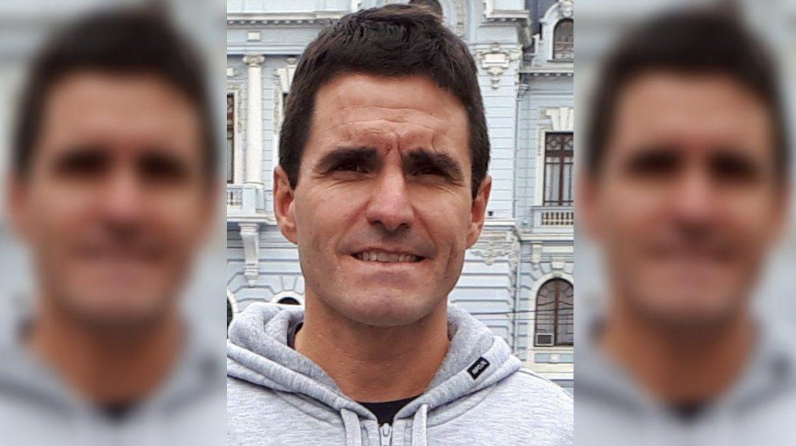 Ezequiel Bermejo desapareció cuando participaba en una competencia de aguas abiertas