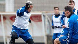 El argentino que fue albañil y suena para reemplazar a Luis Suárez en el Barcelona