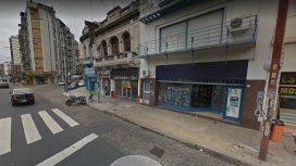 En Liniers hay dos de las paradas más peligrosas (Captura Google maps)
