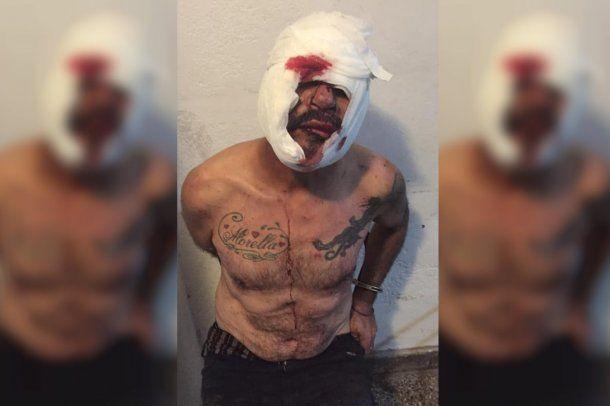 El abusador fue detenido acusado de abuso con acceso carnal.