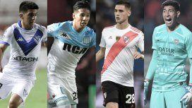 Los más caros: así formaría el equipo mejor valuado de la Superliga