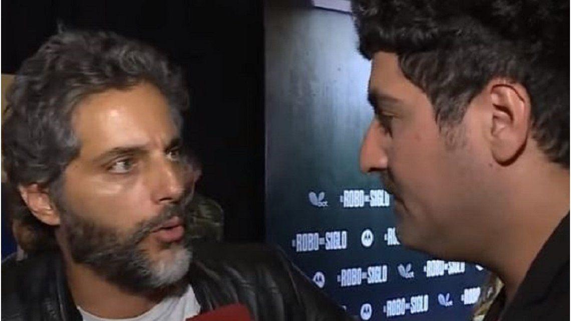 Joaquín Furriel y Lautaro Maislin