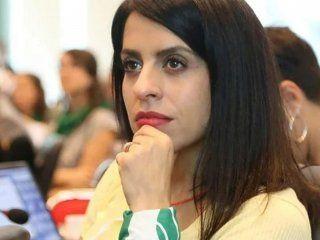 Victoria Donda, titular del INADI
