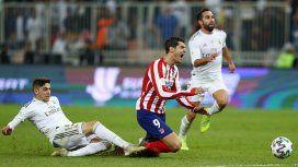Polémica sanción a Valverde tras la patada de la que todos hablaron