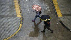 Alerta por tormentas muy intensas para la Ciudad y el Conurbano