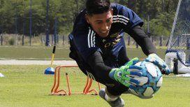 Preocupación en Boca: Andrada se lesionó la rodilla y no podrá jugar por varias semanas