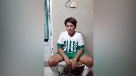 El llanto desconsolado de un nene al denunciar la agresión de un adulto en un torneo de fútbol