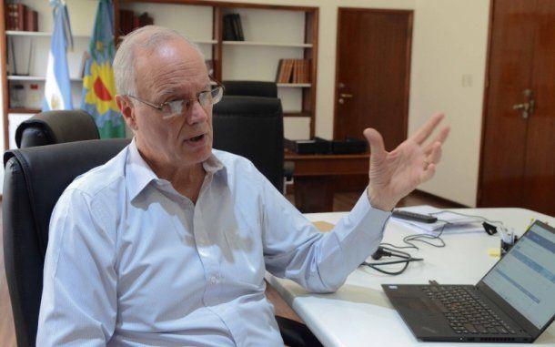Dr. Daniel Gollan, ministro de Salud de la provincia de Buenos Aires.