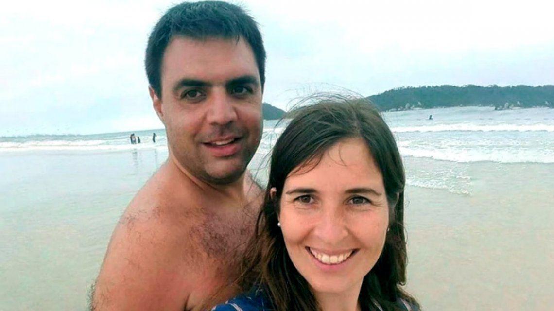 Murió el hombre que mató a martillazos a una ex candidata a concejala de Pilar