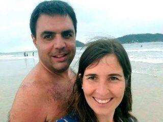 murio el hombre que mato a martillazos a una ex candidata a concejala de pilar