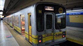 Mañana deja de funcionar la Línea C de subte: que alternativas hay