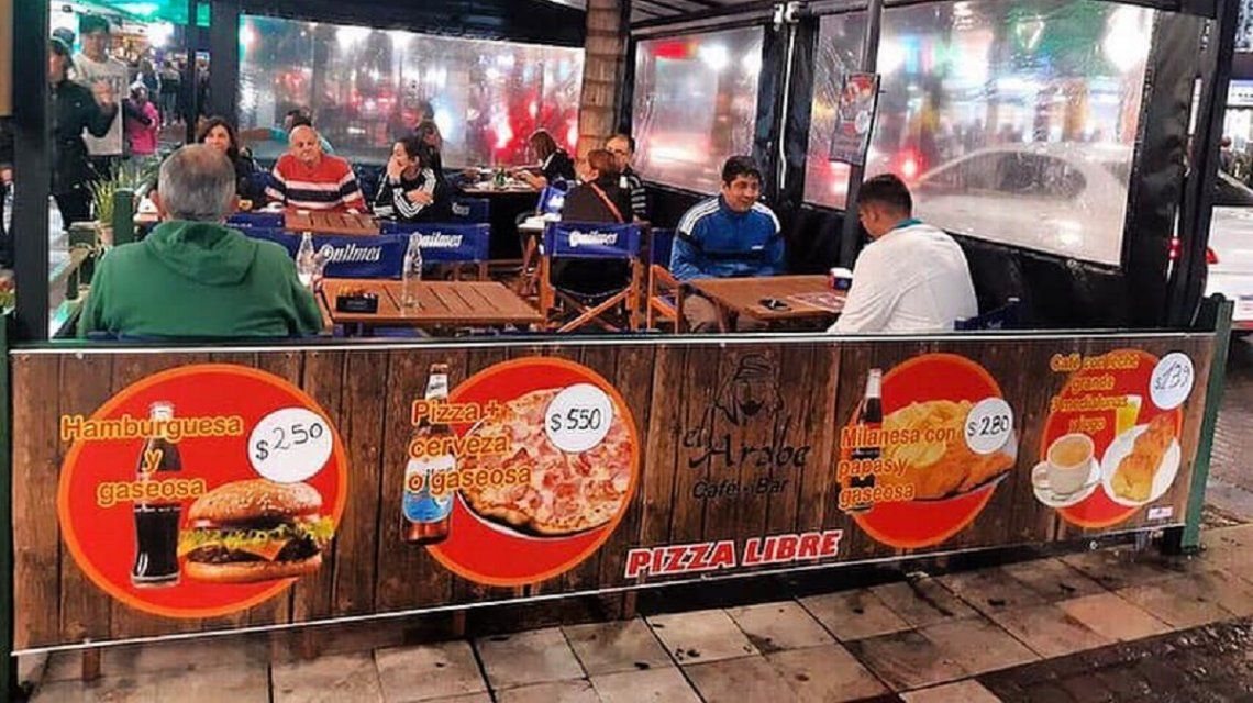 Bar El Árabe