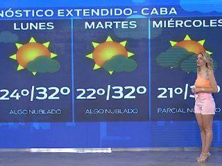 Pronóstico del tiempo del sábado 18 de enero de 2020