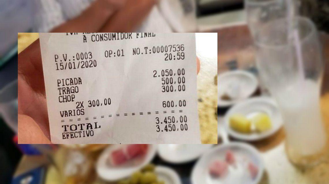 Villa Carlos Paz: los comerciantes piden más controles para evitar precios abusivos
