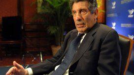 Alberto Fernández designó a Carlos Chacho Álvarez como embajador en Perú