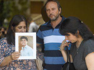 concentracion frente al congreso y misa en villa gesell a un mes del crimen de fernando baez sosa