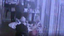 El video que demostraría que uno de los rugbiers no participó del crimen en Villa Gesell