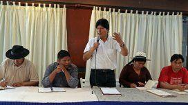 Evo Morales - Crédito:@evoespueblo