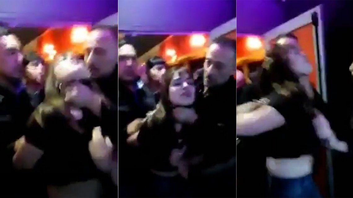 Un patovica protagonizó un hecho de violencia de género en Ushuaia