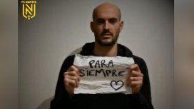 Conmovedor: el video homenaje del Nantes a un año de la muerte de Emiliano Sala