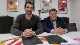 Argentina y España firmarán convenio de colaboración para el desarrollo del básquet