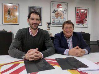 argentina y espana firmaran convenio de colaboracion para el desarrollo del basquet