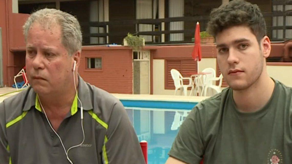 Pablo Ventura habló con C5N tras ser liberado: Es algo de lo que no caigo