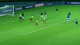 El impresionante golazo de Jorge Carrascal en el Preolímpico de Colombia