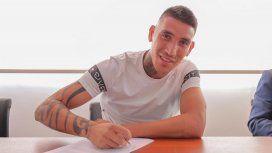Centurión firmó el contrato a préstamo con Vélez