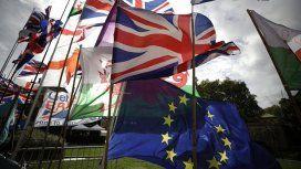 La Unión Europea y el Reino Unido llegaron a un acuerdo por el Brexit
