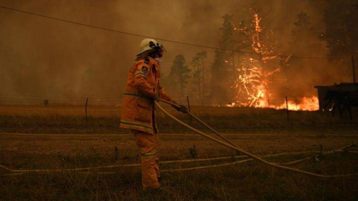 El accidente eleva a 32 el balance de muertos debido a los incendios forestales