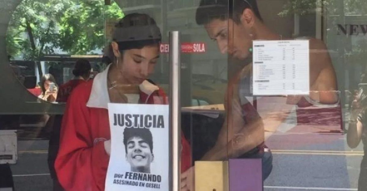 La novia de Fernando
