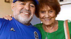 Crédito: Instagram Diego Maradona