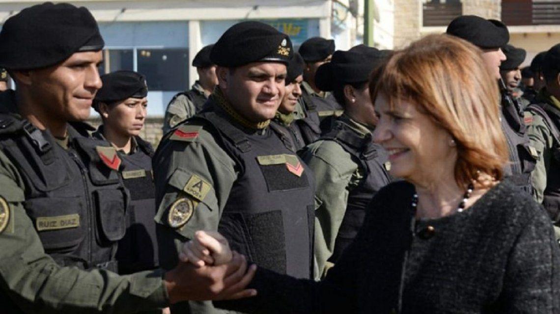 Patricia Bullrich repudió la derogación de protocolos de seguridad