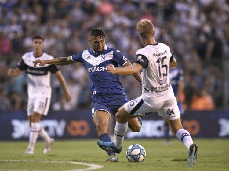 Vélez y Gimnasia igualaron en La Plata