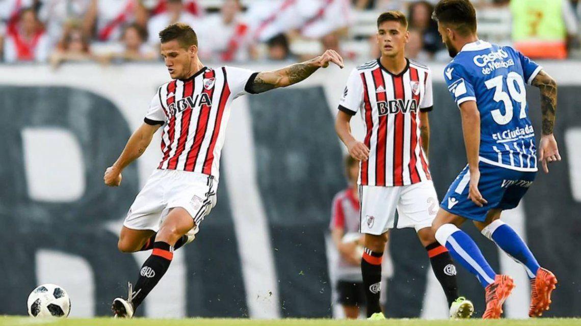 Godoy Cruz vs River Plate: horario, TV y Formaciones