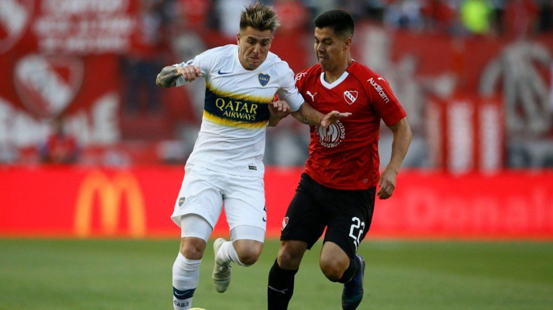 Boca vs Independiente por la fecha 17 de la Superliga: horario, formaciones y TV