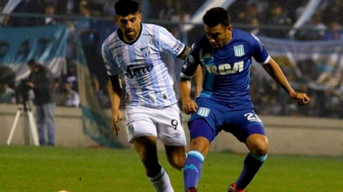 Racing vs Atlético Tucumán por la fecha 17 de la Superliga: hora, TV y formaciones