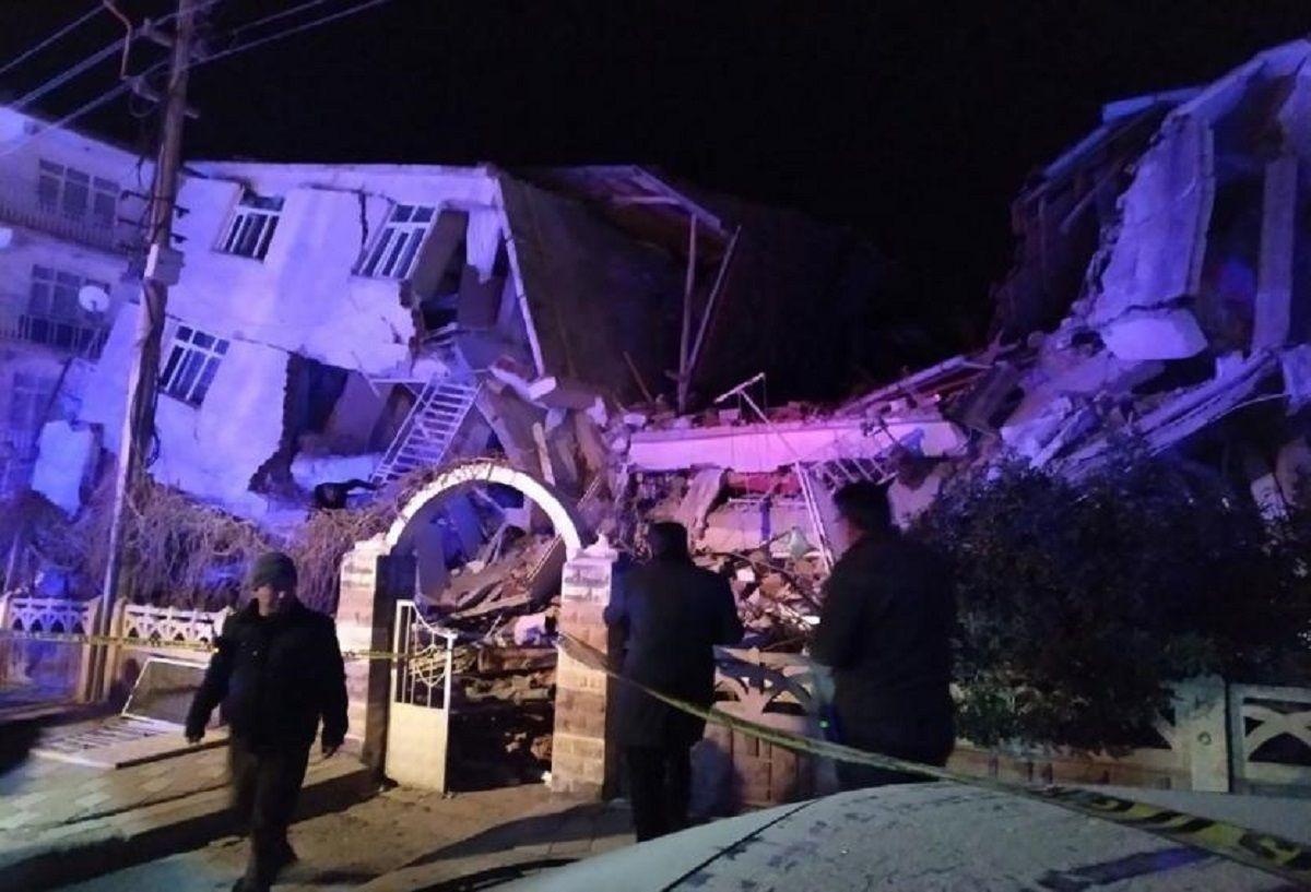 Terremoto en Turquía: ascienden a 35 los muertos