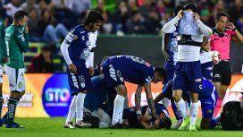 VIDEO: La escalofriante lesión que sufrió Eugenio Pizzuto de Pachuca