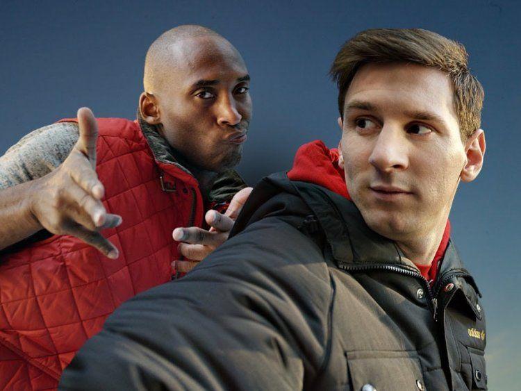 Se nos fue un genio como pocos: el adiós de Messi a su amigo Kobe Bryant