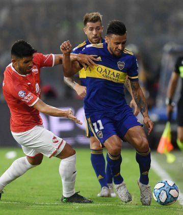 Russo debuta ante Independiente en La Bombonera