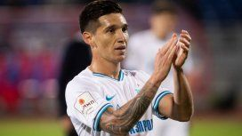 México: Matías Kranevitter firmó para Monterrey