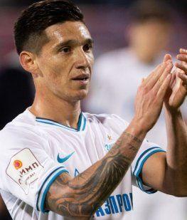 Matías Kranevitter firmó para el Monterrey de México