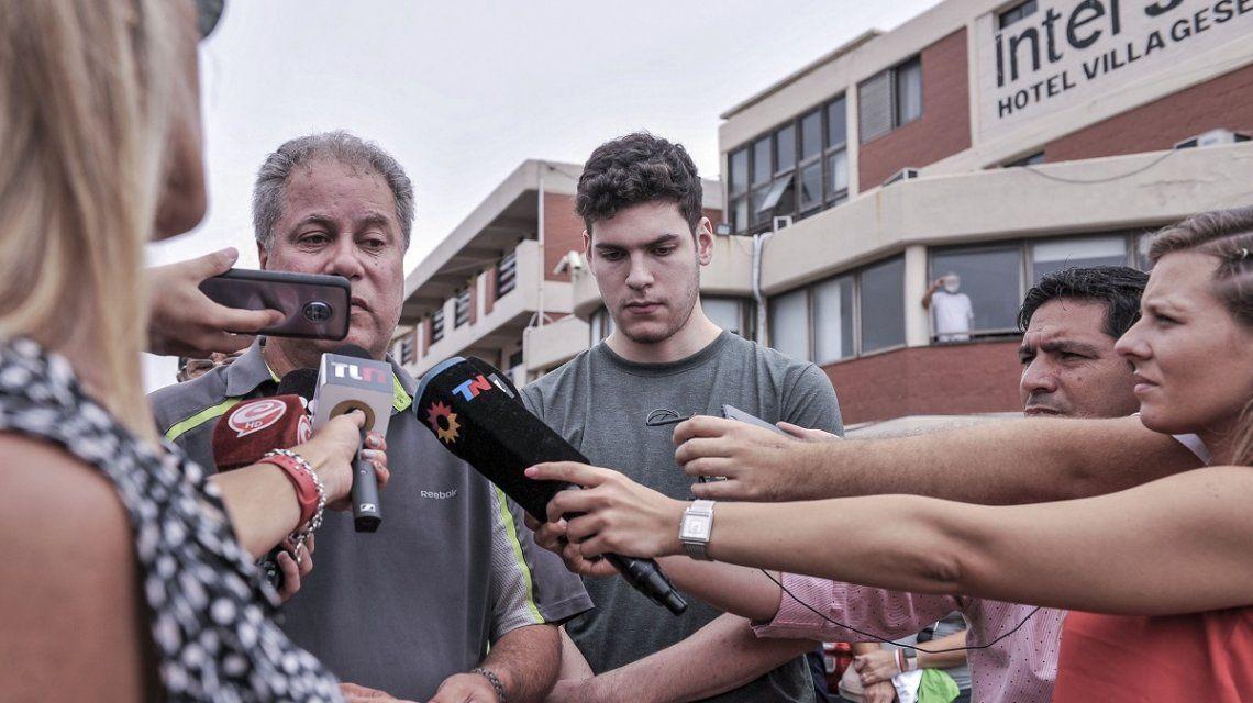 Crimen de Fernando Báez Sosa: hallaron cargadas contra Pablo Ventura en los celulares de los rugbiers